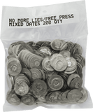 NO MORE LIES / FREE PRESS -  Bulk Novelty Coin