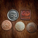 Conan Set #1 - Five Coins from the Hyborian Age