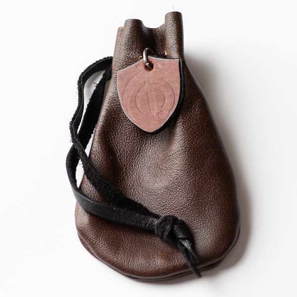 Mistborn Leather Bag - Elendel