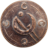 Mistborn coin - Copper Clip of The Final Empire by Brandon Sanderson - coin by Shire Post Mint
