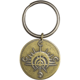 Mistborn Keychain of The Final Empire