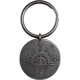 Ash-Blackened Boxing of The Final Empire Keyring