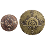 Mistborn Set #1 - Two Coins of The Final Empire