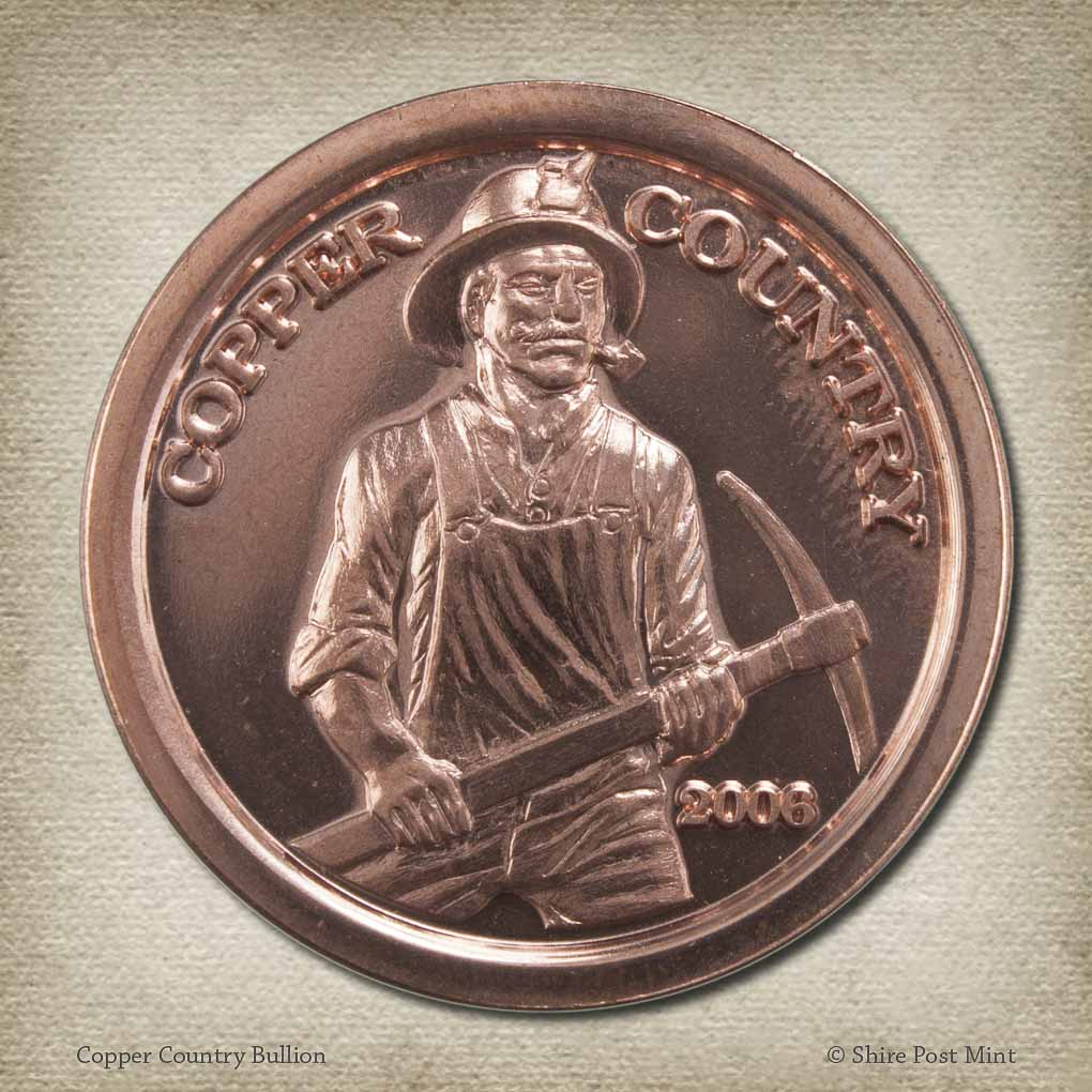 Copper Country Bullion