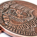 Life/Death Decision Maker Copper Coin