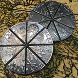 Pirate Pieces of Eight Coin