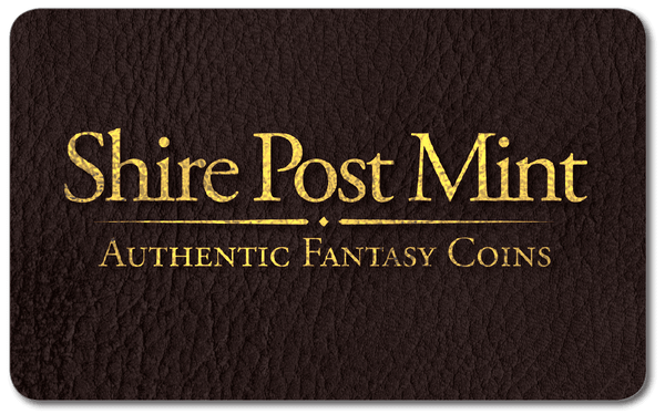 Shire Post Mint Gift card