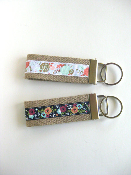 Reserved for RESSA - 22 KEY FOBS Bulk Gifts- Wristlet Keychain Holder- Womens Key Fob