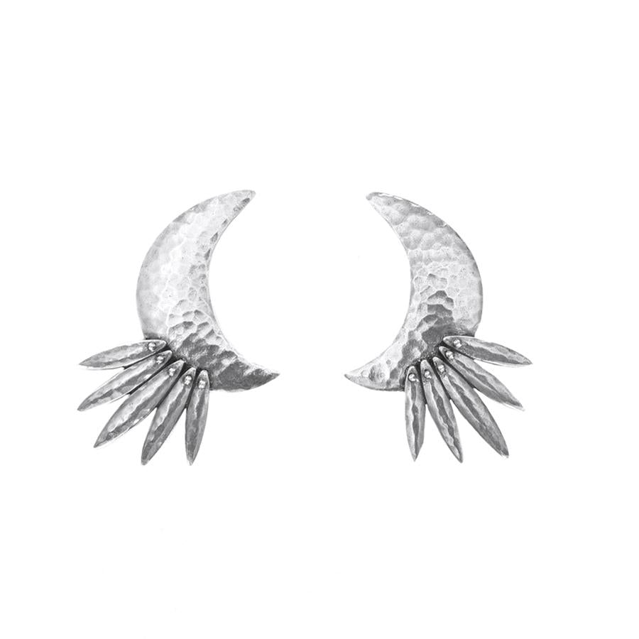 The 2Bandits | Moonshadow Earrings