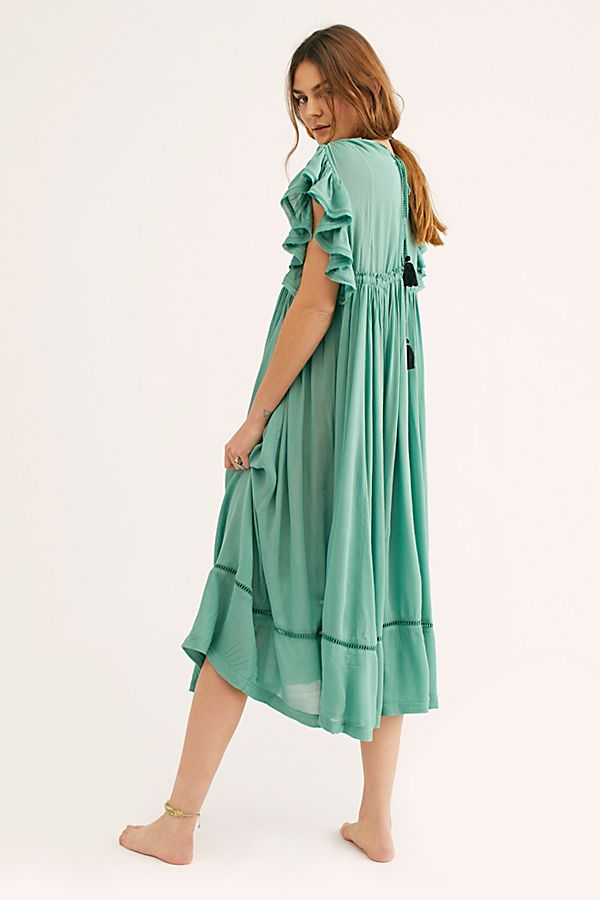 Free People | Bali Will Wait For You Midi