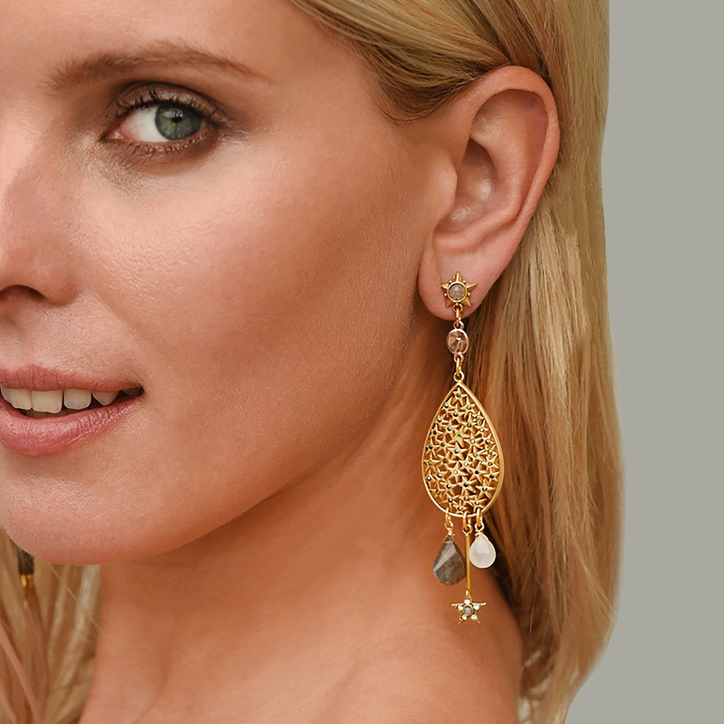 Sequin NYC | Cosmos Earrings