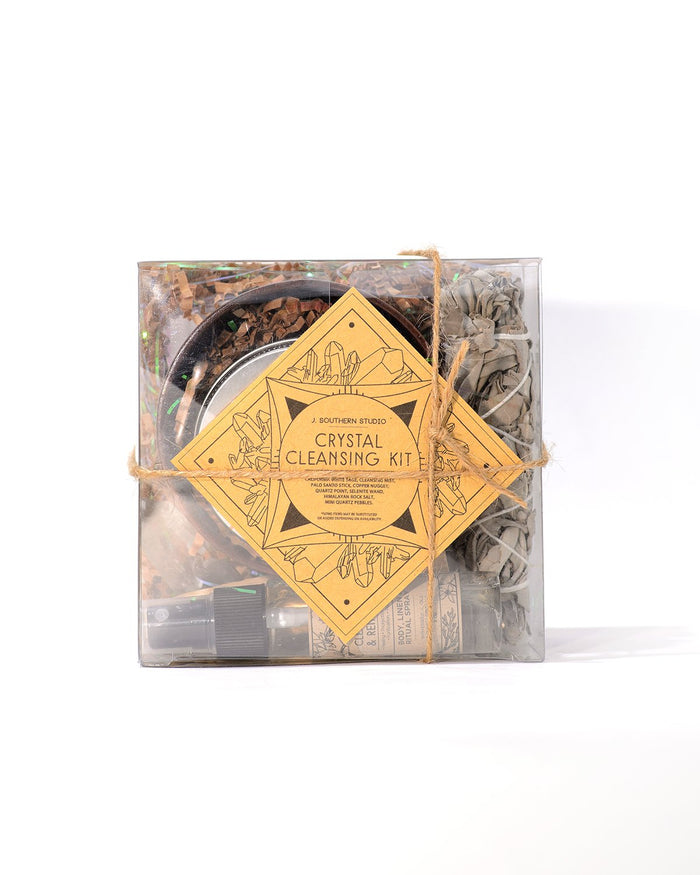 J. Southern Studio | Crystal Cleansing Ritual Kit
