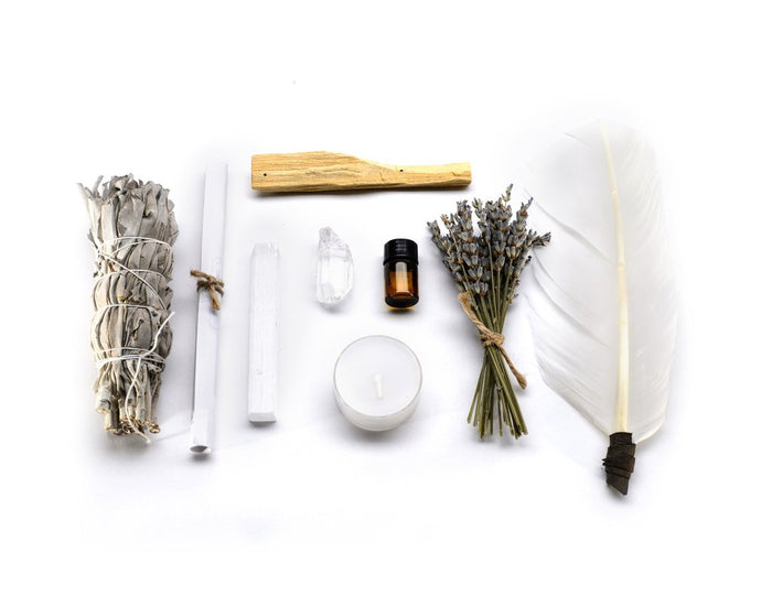 J. Southern Studio | Energy Cleansing Ritual Kit