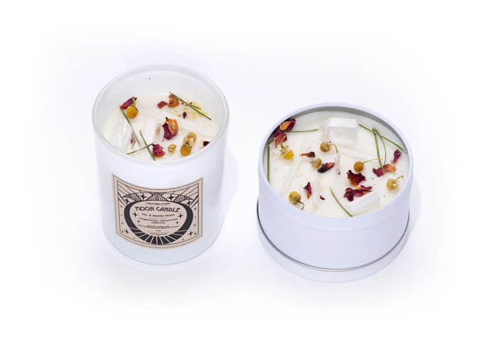 J. Southern Studio | Full & Waxing Moon Candle