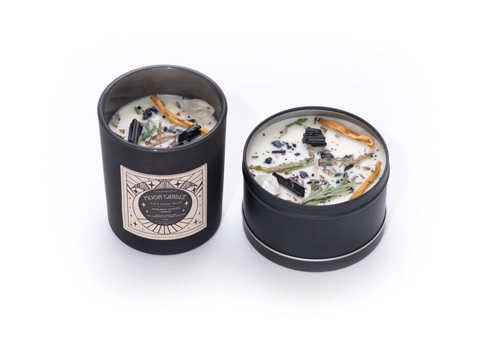J. Southern Studio | New & Waning Moon Candle