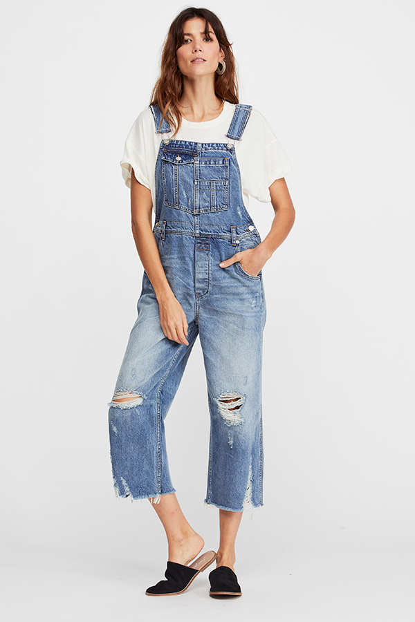 Free People | BF Baggy Overall