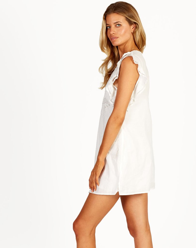 Cleobella | Rosie Dress Ivory