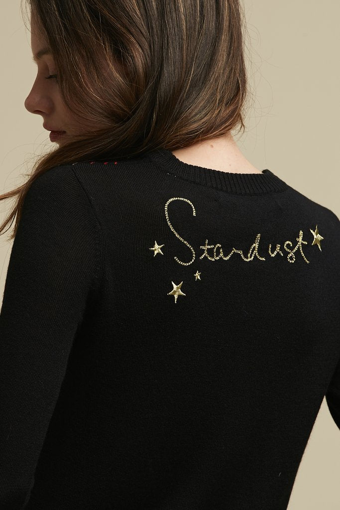 Stoned Immaculate | David Bowie Ziggy Stardust Sweater