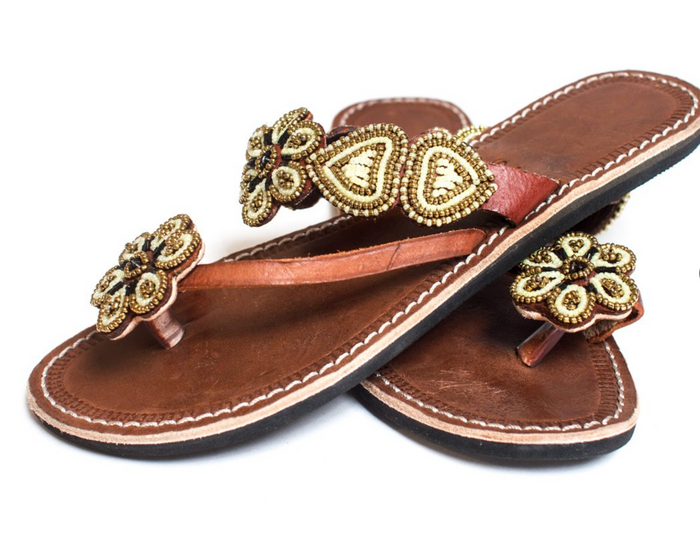 RoHo | Maua Flower Sandals