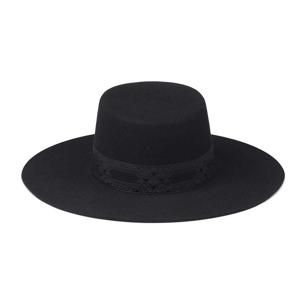Lack of Color | Sierra Hat in Black