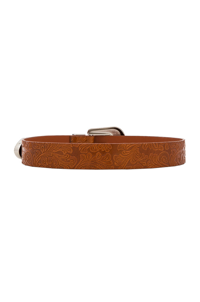 Lovestrength | Embossed Dayton Belt