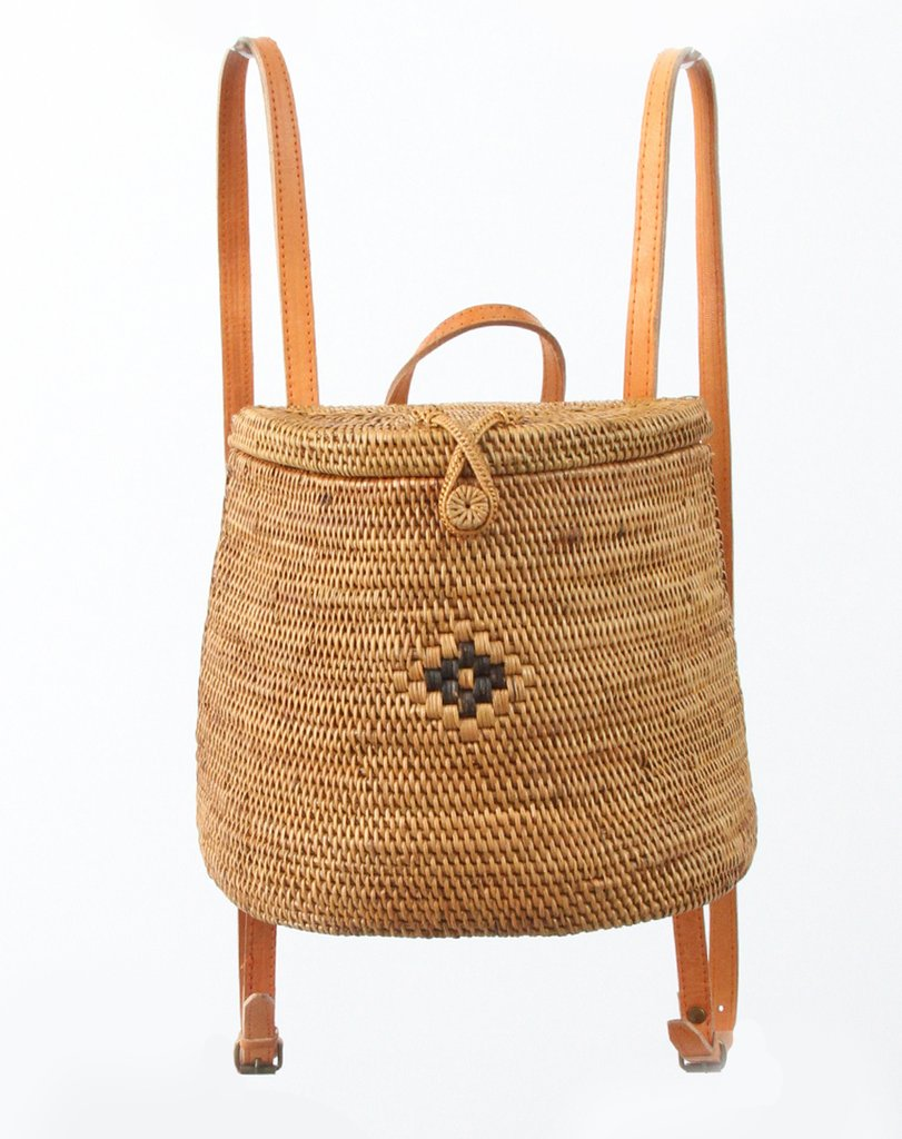 Cleobella | Bali Basket Backpack