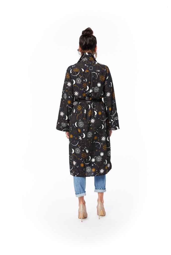 Lost + Wander | Zodiac Robe Dress