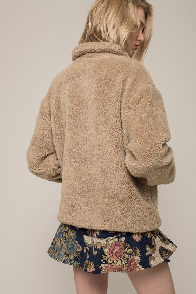 Moon River | Jacquard Pockets Jacket