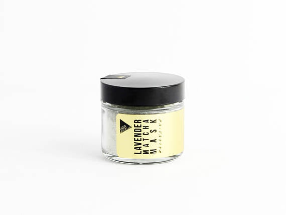 URB APOTHECARY | Lavender Matcha Mask