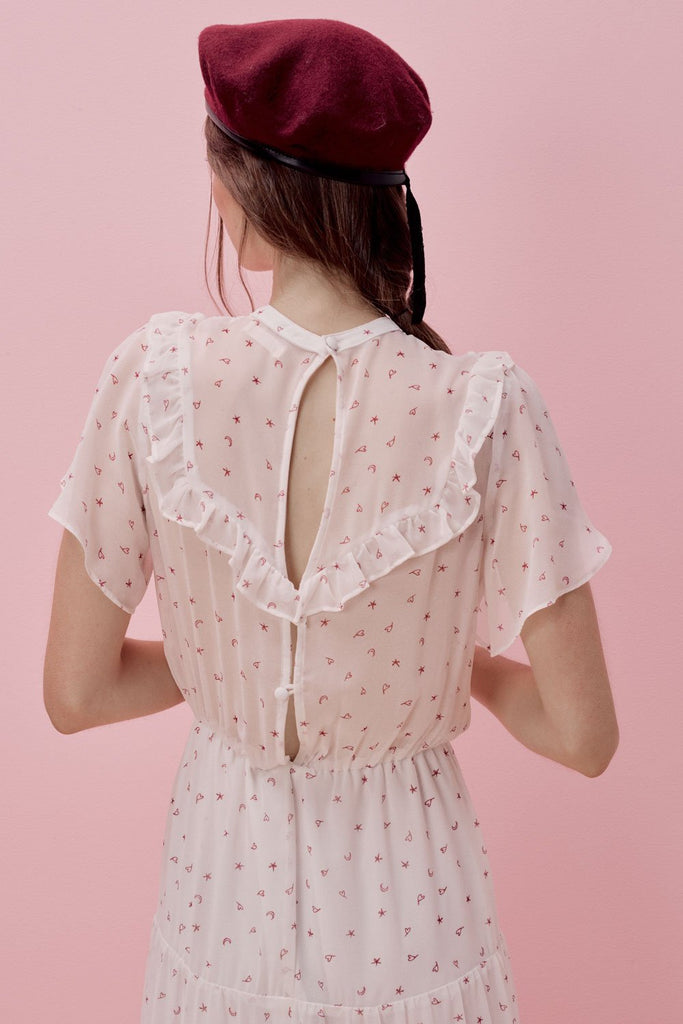 For Love & Lemons | La January Midi Dress