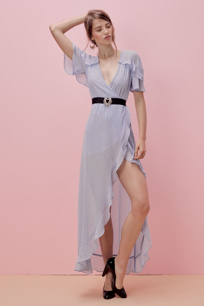 For Love & Lemons | La Simone Midi Dress