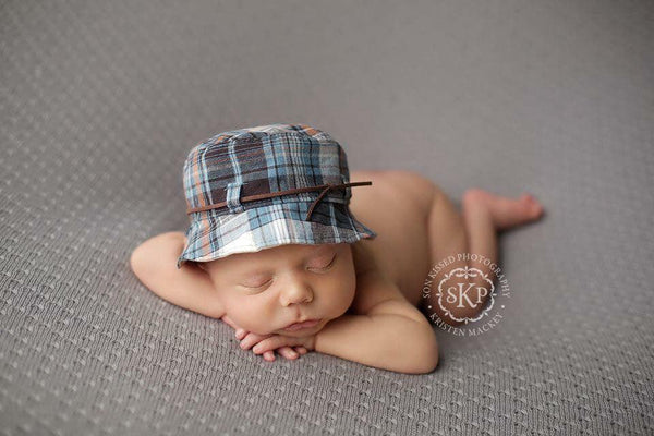 *RESTOCKED* Lil' Fisherman {plaids}