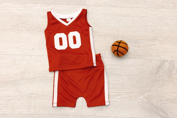 Lil' Dunker (newborn or sitter) SALE, Sports - No. 2 Willow Lane