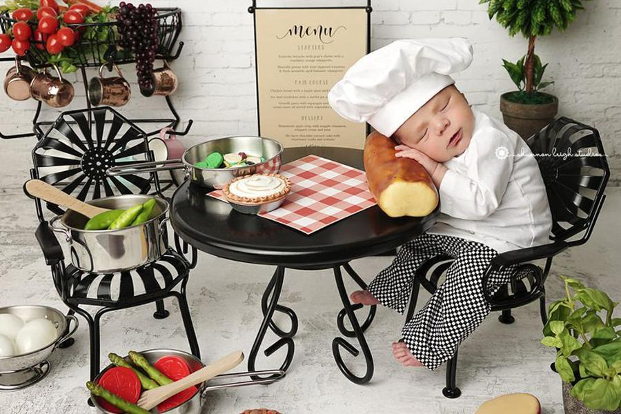 *NEW* Lil' Chef