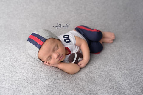 Lil' Linebacker PREORDER, Football uniform - No. 2 Willow Lane