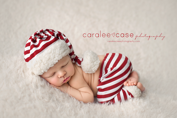 X Santa Baby {last 1}, Pants and beanie - No. 2 Willow Lane