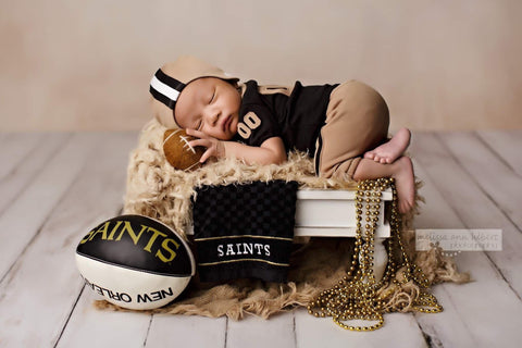 Lil' Linebacker, Football uniform - No. 2 Willow Lane