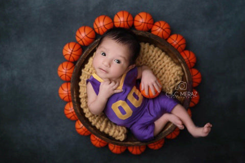 Lil' Dunker (newborn or sitter), Sports - No. 2 Willow Lane
