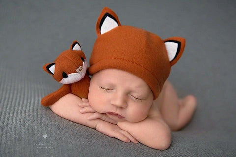 Fox lovie and/or hat