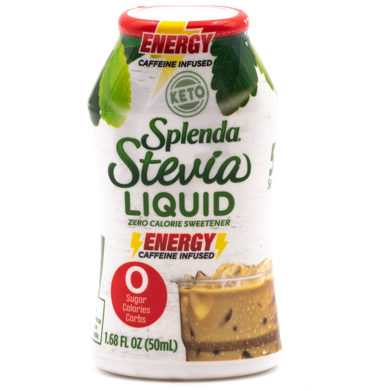 Splenda® Stevia Energy Liquid Sweetener
