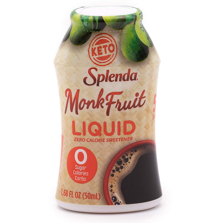 Splenda® Monk Fruit Liquid Sweetener