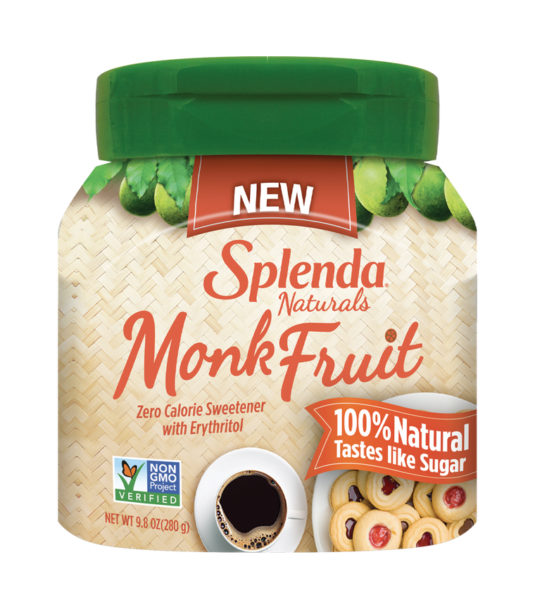 Splenda® Monk Fruit Sweetener