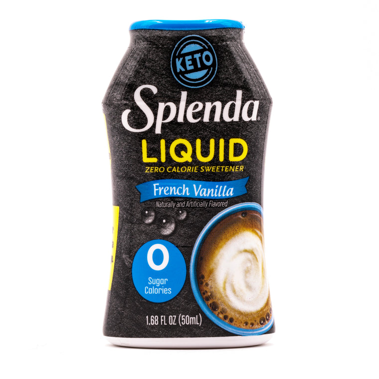 Splenda® French Vanilla Liquid Sweetener