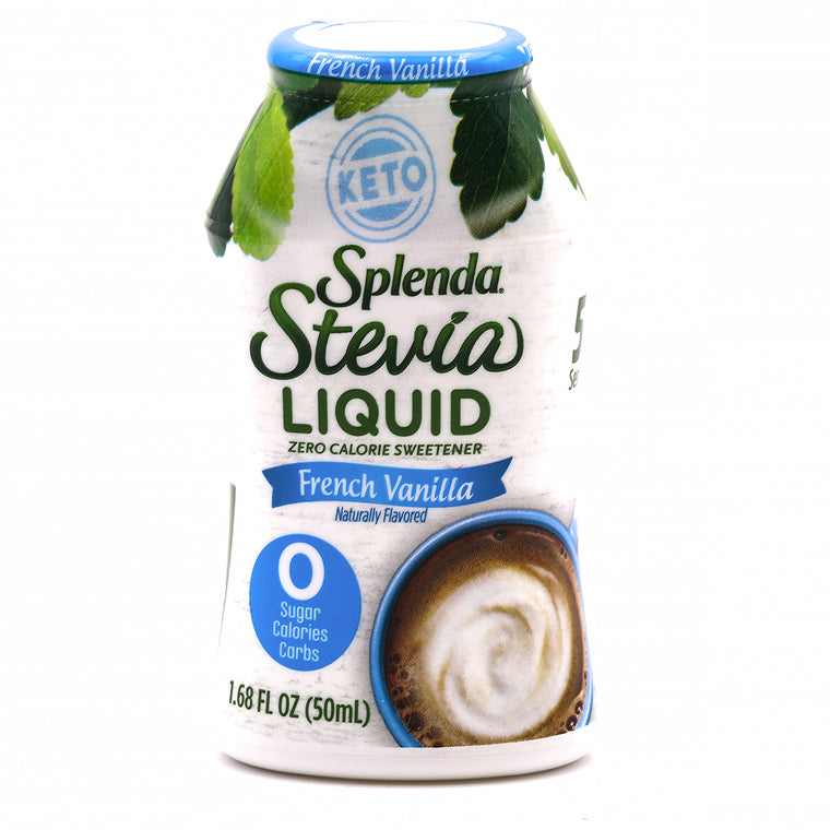 Splenda® Stevia French Vanilla Liquid Sweetener