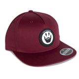 ABB Beard Cap - Berry
