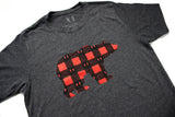 Bear - Plaid (Tee)