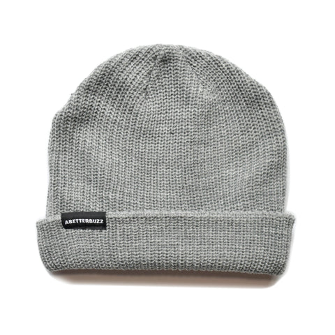 Lodge Beanie - Heather Gray