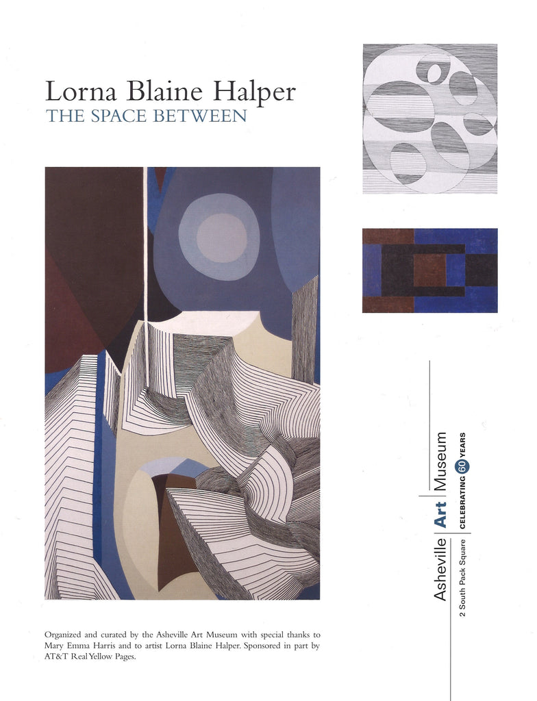 Lorna Blaine Halper: The Space Between