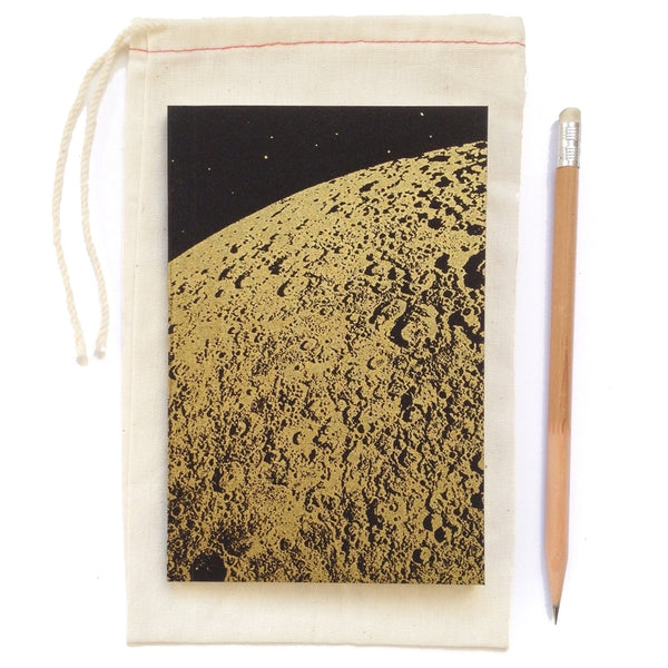 Small Moon Notebook