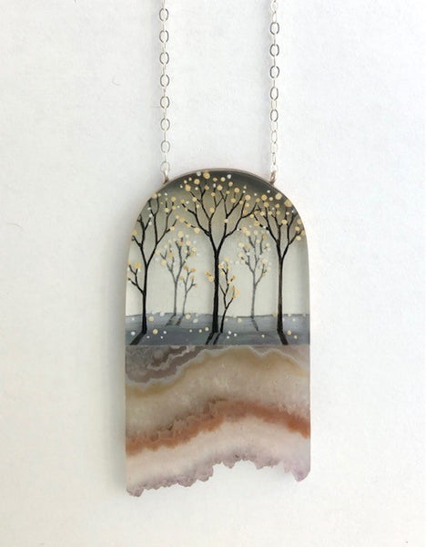 FernWorks Forest Necklace